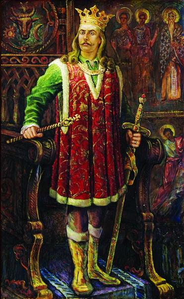 Viaţa Sfântului Voievod Ștefan cel Mare | Doxologia  |Stefan Cel Mare